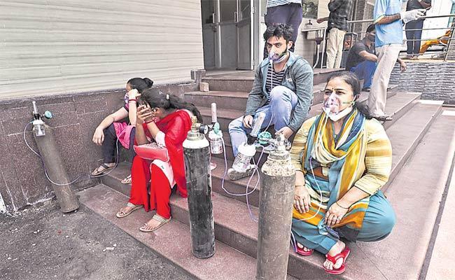 Krishan Chander Singh Article On Corona Pandemic - Sakshi