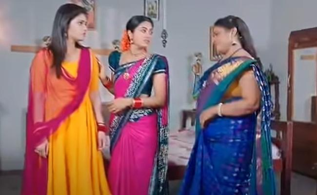 Devatha Serial : Satya Gets Emotional As Kankam Hurts Her - Sakshi