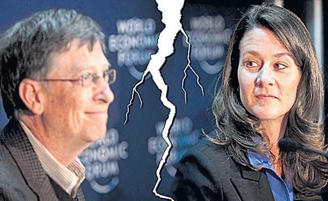 Bill Gates And Melinda Gates Announce Divorce After 27 Years - Sakshi