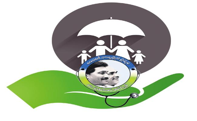 Free medical treatment for above one lakh people under YSR Aarogyasri - Sakshi
