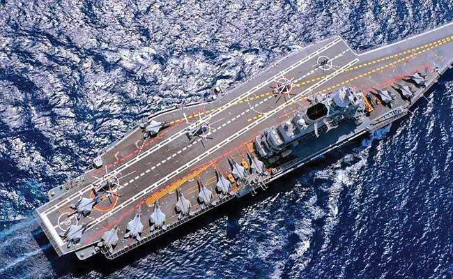 Fire On Board INS Vikramaditya All Personnel Are Safe - Sakshi
