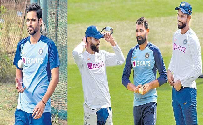 BCCI announce World Test Championship againest england - Sakshi