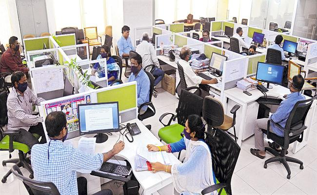 Change in the working hours of government offices in AP - Sakshi