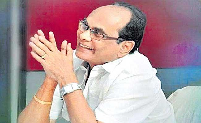 Veteran singer G Anand passes away due to Covid-19 - Sakshi