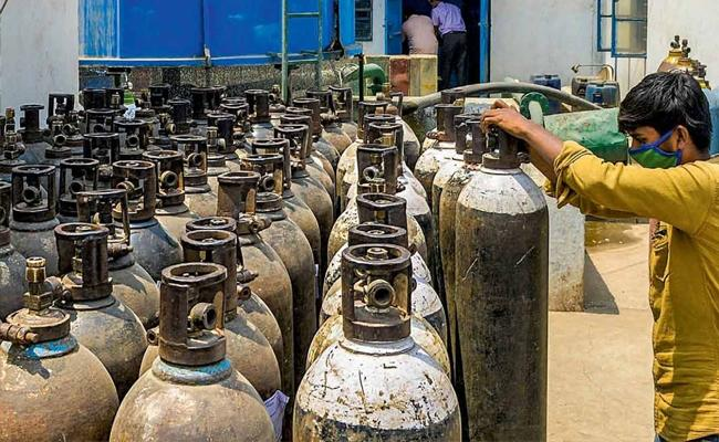 MEIL To Commission 30 Tonne Oxygen Plant in Telangana - Sakshi