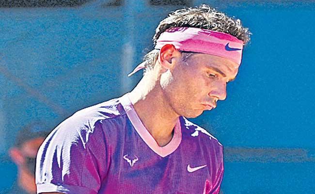 Alexander Zverev stuns Rafael Nadal in straight sets in Madrid - Sakshi