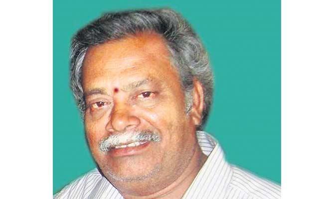 Natyacharya Pasumarthi Kesava Prasad Passed Away - Sakshi