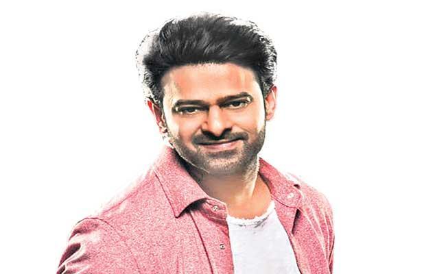 Prabhas Adipurush to be shot in Hyderabad due to Covid-19 - Sakshi
