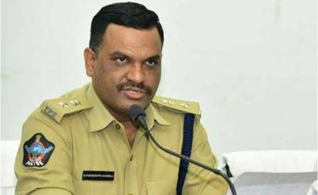 SP Fakirappa Said Legal Action Would Be Taken Against Chandrababu - Sakshi