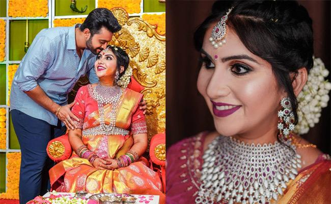 Serial Actress Keerthi Dhanush Srimantham Function Photos Viral - Sakshi