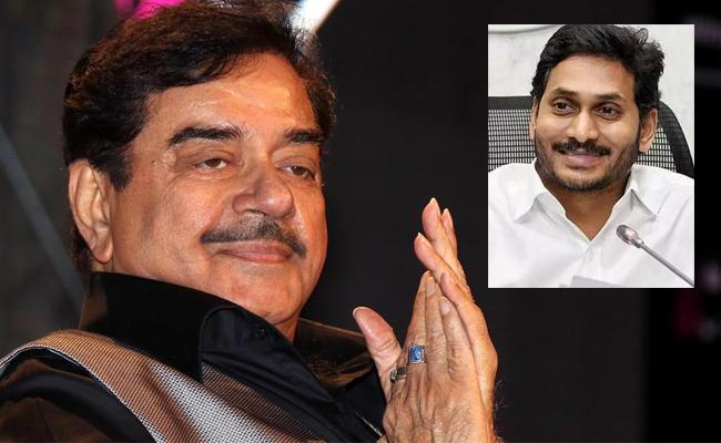Shatrughan Sinha Appreciation For CM YS Jagan Mohan Reddy - Sakshi