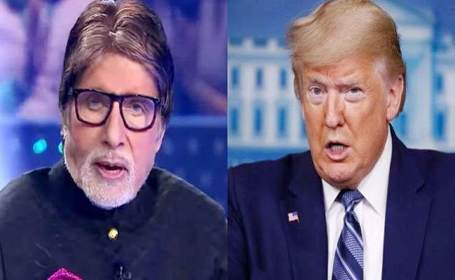 Amitabh And Donlad Triumph Names Used For E Passes In HP - Sakshi