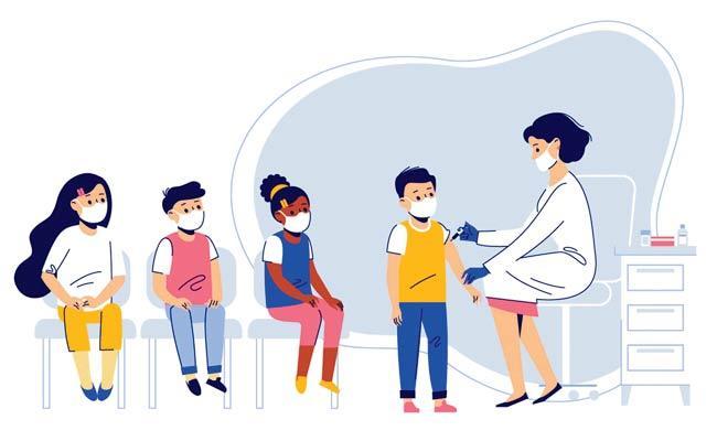 Coronavirus: India Starts Trials Of Corona Vaccine For Kids - Sakshi