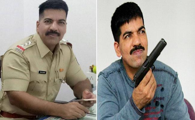 Mumbai Cop: Encounter Specialist Daya Nayak Transferred Out of Mumbai - Sakshi