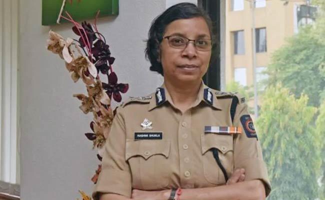 Maharashtra Cops We Would Not Arrest IPS Officer Rashmi Shukla - Sakshi
