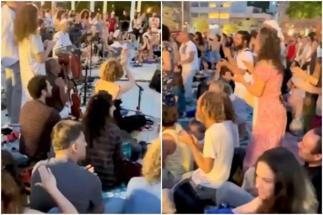 Israelis Chant Om Namah Shivaya Pray For India Recovery Against Covid - Sakshi