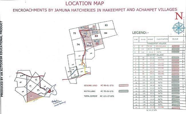 Jamuna Hatcheries: FRO Says Why Not Register Case Under WALTA - Sakshi