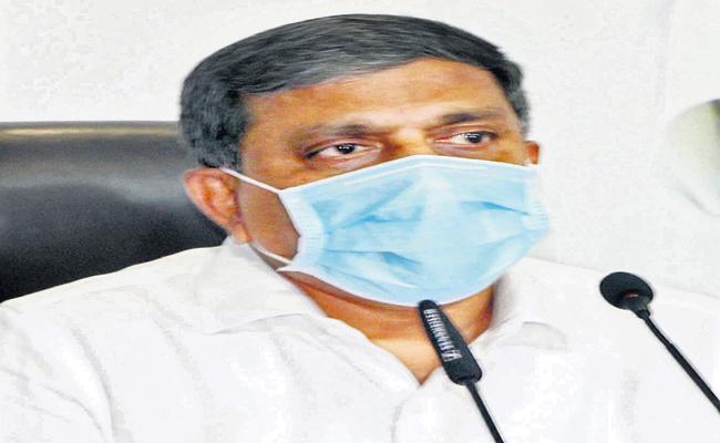 Sajjala Ramakrishna Reddy Fires On Chandrababu - Sakshi