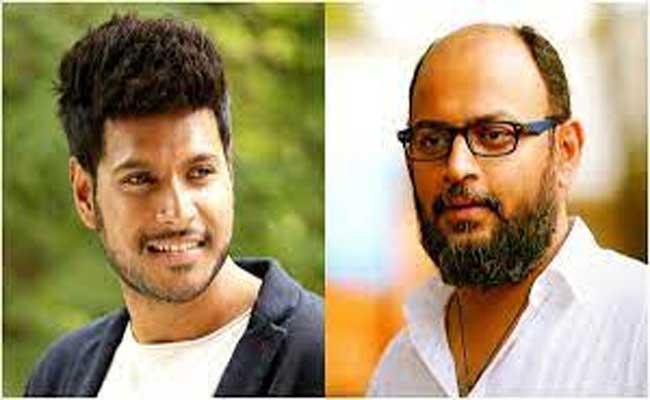 Sundeep Kishan team up with director Vi Anand for new Film - Sakshi