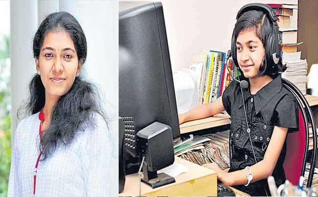 Sakshi Special Story On Web Designer Sreelakshmi Suresh