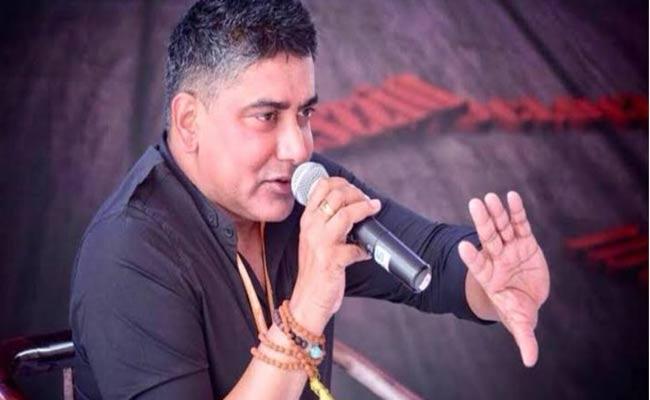 Malayalam Director VA Shrikumar Menon Arrested In Cheating Case - Sakshi
