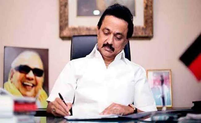 Sakshi Editorial On M.K. Stalin Government Of Tamil Nadu