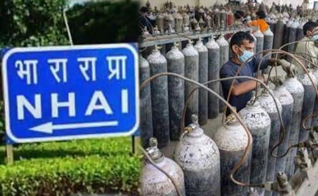 NHAI Starts 42 Oxygen Plants Construction Work In AP - Sakshi