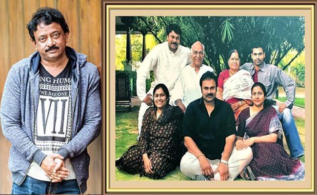 Social Halchal: Naga Babu, Ram Gopal Varma Funny Video Goes Viral - Sakshi
