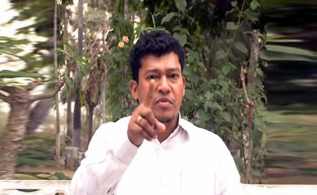 Chandrababu Naidu Is A Terrorist: Sidiri Appalaraju - Sakshi