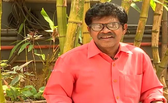 Senior Journalist Garam Garam Artist Gopi Passed Away In Chittoor District - Sakshi