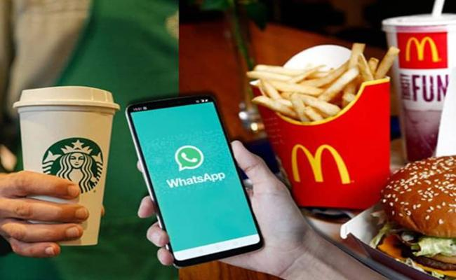 Covid-19: Here is How You Can Order Food on WhatsApp - Sakshi