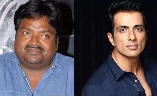Sonu Sood Responds To Director Meher Ramesh Request In Short Time - Sakshi