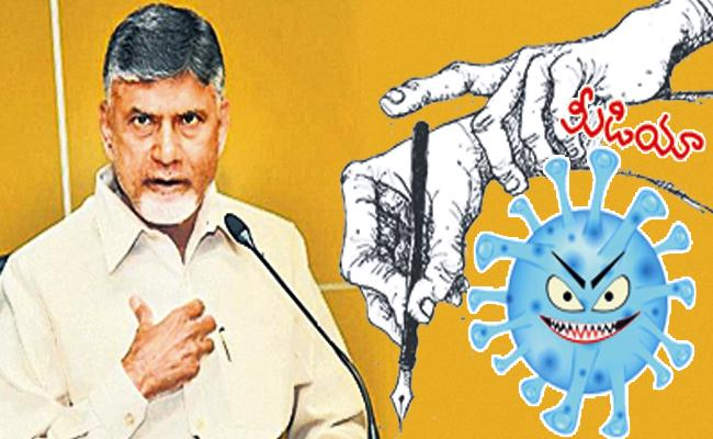 AP Govt is seriously considering propaganda on covid control and vaccination - Sakshi