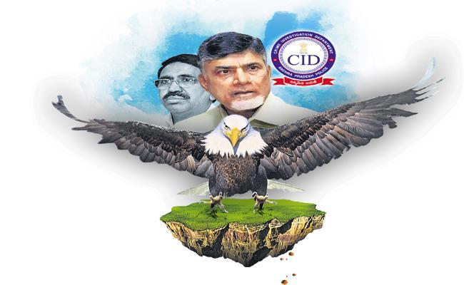 CID reported to AP High Court On Chandrababu, Narayana Land scam - Sakshi