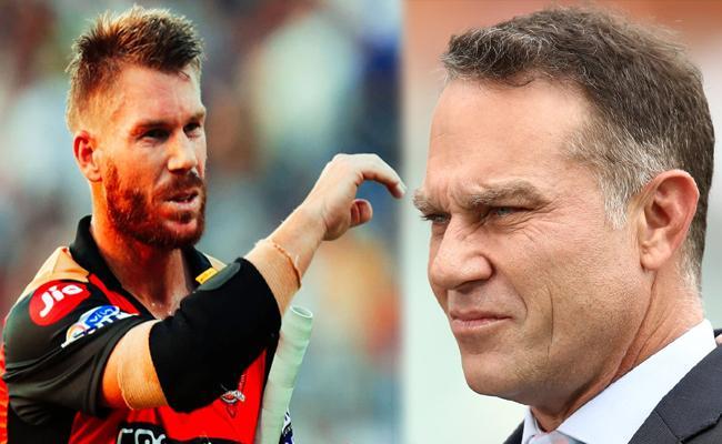 IPL 2021: David Warner Michael Slater Deny Reports Fight Maldives Bar - Sakshi