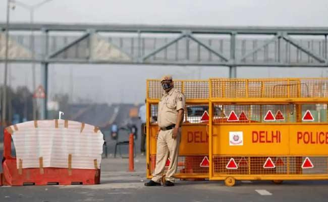 Delhi Lockdown Extended By Another Week - Sakshi
