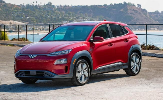 May 2021 Car Discounts: Save upto Rs 1 5 lakh on Hyundai Kona EV - Sakshi