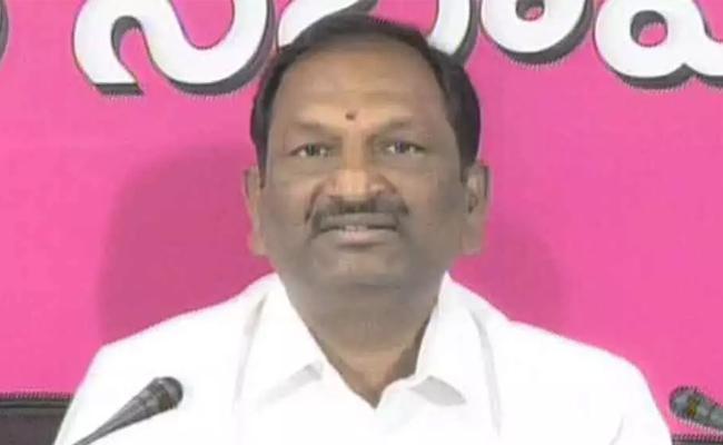 Minister Koppula Eshwar Tested Coronavirus Positive - Sakshi