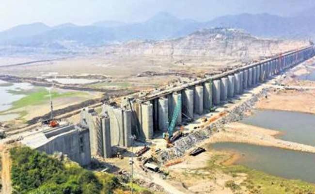 Polavaram Project; AP Govt Released For 745 Crore - Sakshi