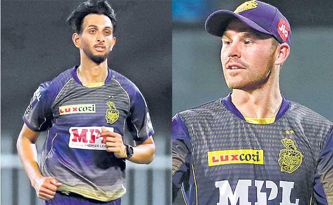Tim Seifert, Kolkata Knight Riders Star Tests Positive For Covid-19 - Sakshi