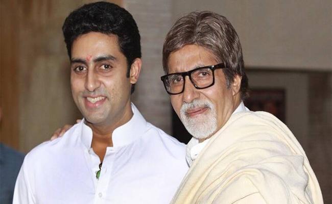 Abhishek Bachchan Responds Twitter User Better Actor His Dad-sakshi - Sakshi
