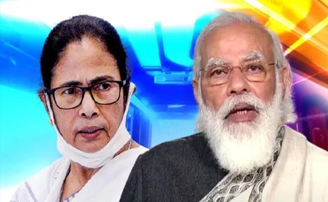 Mamata Banerjee Writes To PM Modi - Sakshi