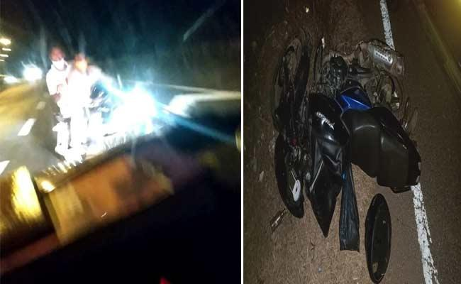 Police Chase To Catch The Thieves In Prakasam District - Sakshi