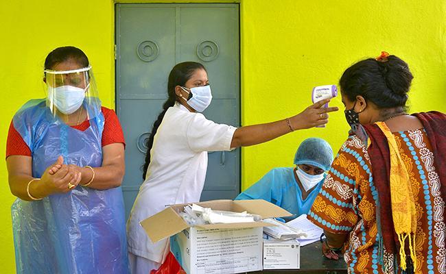 Corona Virus: India Covid Report June 1st 2020 - Sakshi