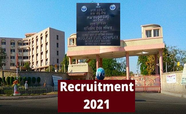 NFC Hyderabad Recruitment 2021: Apply Online For ITI Apprentices Vacancies - Sakshi