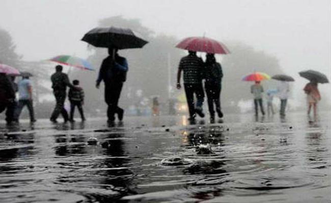Southwest Monsoons enters in AP in time itself - Sakshi