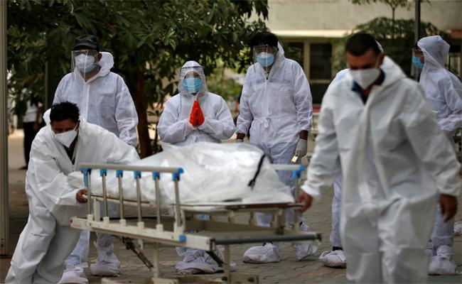 Corona: About 35 percent of all deaths occur in May Alone - Sakshi