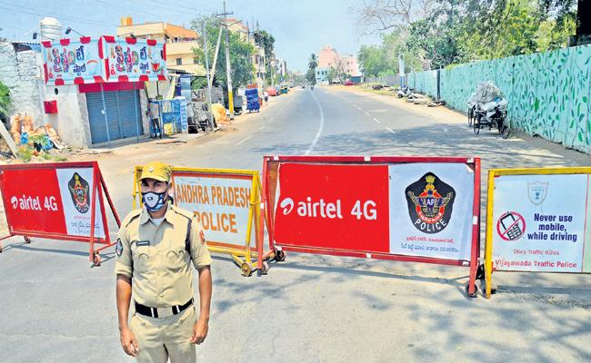 Curfew until 10th of June month in Andhra Pradesh - Sakshi