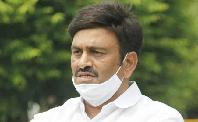 A Complaint Filed At NHRC Against MP RaghuRama - Sakshi