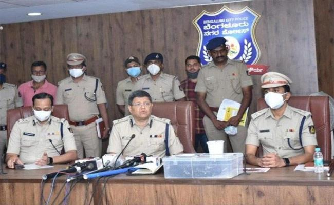 Ambergris Worth Rs 8 Crore Seized And Four Arrested In Bengaluru - Sakshi